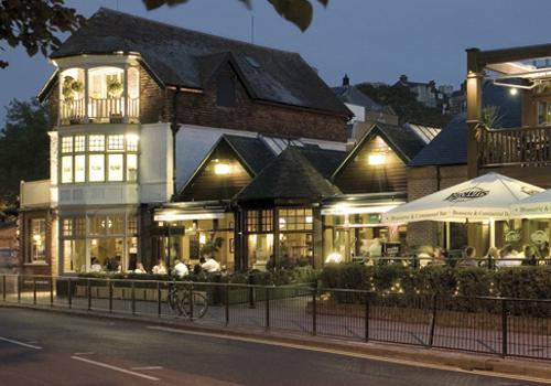 Browns Restaurant Windsor Menu