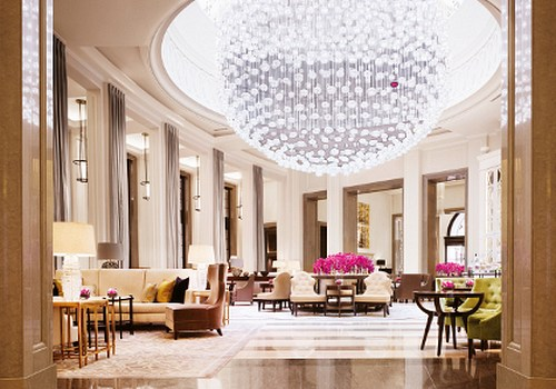 Afternoon Tea At Corinthia Hotel London Covent Garden