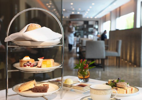 Afternoon Tea at Royal Garden Hotel Kensington