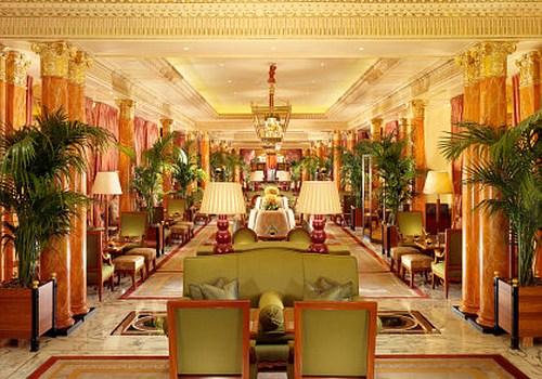 Dorchester Hotel London Afternoon Tea