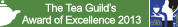 Tea Guild Award of Excellence
