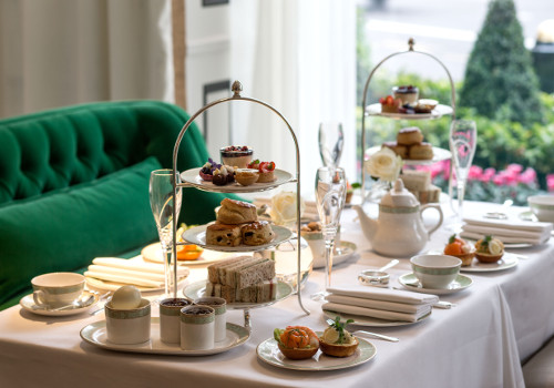 St James Hotel London Afternoon Tea Review