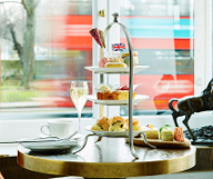 35% off Afternoon Tea at London Marriott Hotel featured offer thumbnail