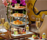 20% off unlimited Champagne Tea at Conrad London featured offer thumbnail