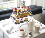 Prosecco Afternoon Tea at Eccleston Square featured offer thumbnail