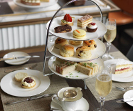 Free glass of Champagne with Afternoon Tea  featured offer thumbnail
