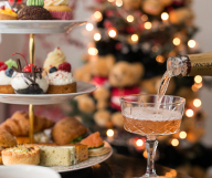 Festive Afternoon Tea at B Bakery featured offer thumbnail