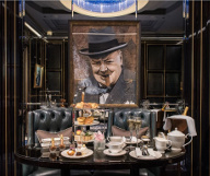 Churchill Tea for two at The Wellesley featured offer thumbnail