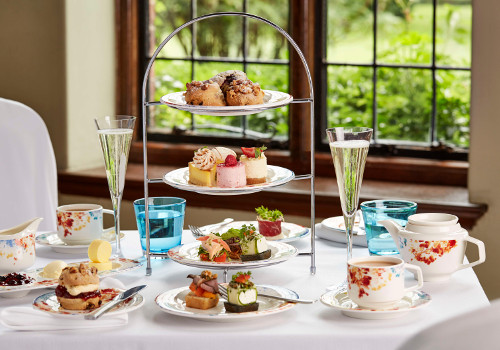 Spa Day With Afternoon Tea Oxfordshire