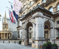 Cream Tea with a Glass of Champagne at The Langham featured offer thumbnail