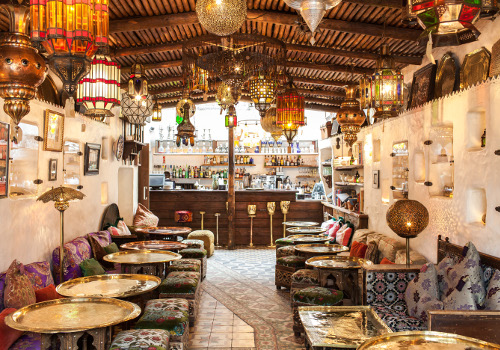 Moroccan Restaurant Heddon Street