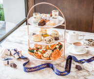 25% off Afternoon Tea at The May Fair Kitchen featured offer thumbnail