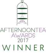 Afternoon Tea Awards 2017 - Winner