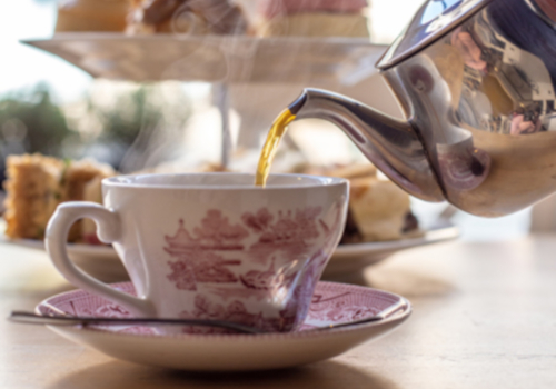 Alt Main1: Afternoon Tea at The Little Shoe Liverpool