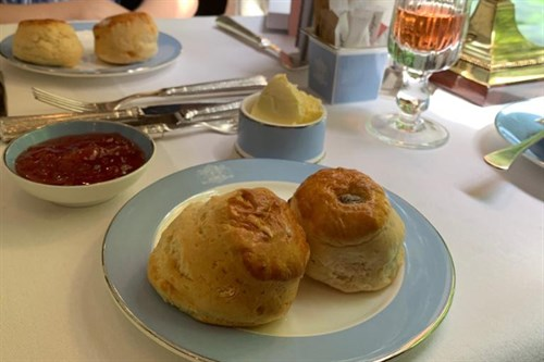 Afternoon Tea review of the Belmond British Pullman