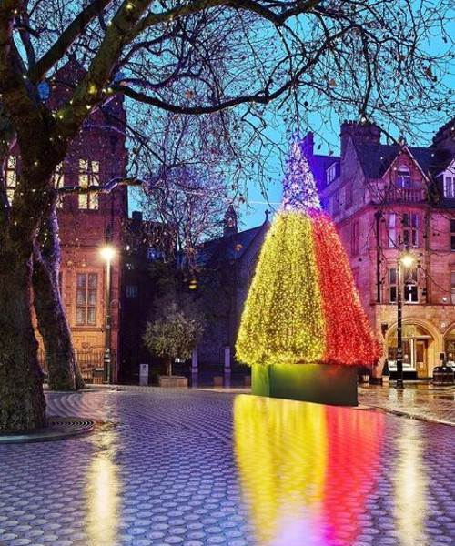 The Connaught Christmas Tree | Best London Christmas Trees 2019