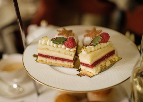 delicious layered cake