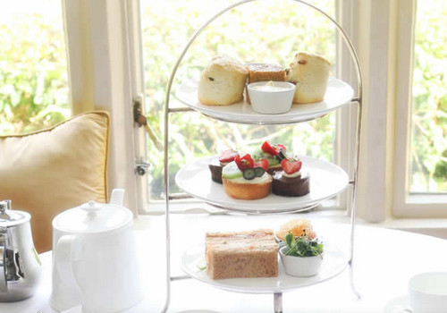 Afternoon Tea At Homewood Park Bath