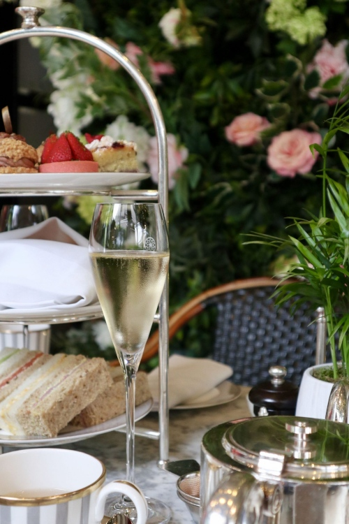 Dalloway Terrace Summer Afternoon Tea