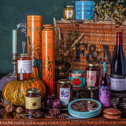 fortnums autumn hamper
