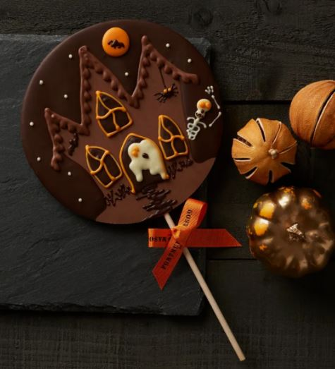 fortnums Halloween lollipop