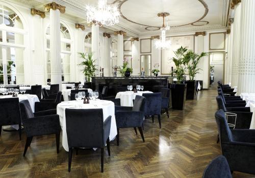Homage Tea Room Waldorf Hotel
