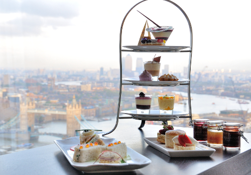 London Bridge Hotel Afternoon Tea