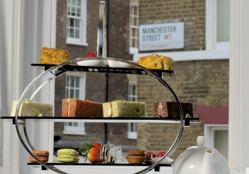 10 manchester street hotel london: