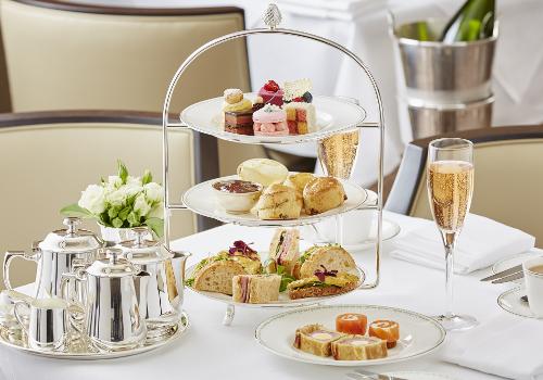 Afternoon Tea at Bettys Café Tea Rooms - York