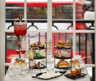 2 for 1 Champagne High Society Tea at Hotel Cafe Royal featured offer thumbnail